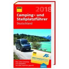 ADAC Camping- und Stellplatzführer 2018