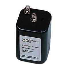 Batterie 6V für elektrische Wasserversorgung