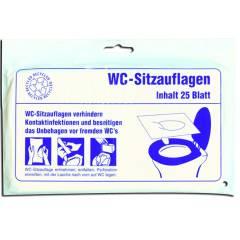 WC-Brillenschutz CLEAN-Sit VPE 25 Stück