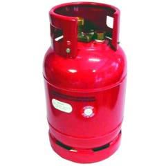 Gas Tankflasche 23 Liter