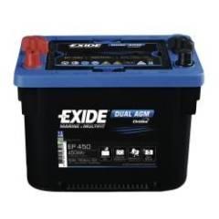 Exide Dual AGM Batterie