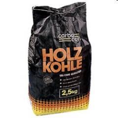 Grill Holzkohle - 2,5 kg