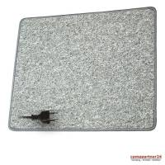 Pro Car Heizmatte 230 Volt, 60x40 cm, grau