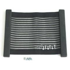 Kiiper-Ablagenetz, grau, liniert, 450x250mm