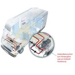 Webasto Kraftstoffschlauch 5mm Innendurchmesser