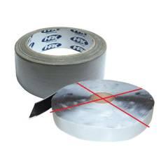 HPX Textilklebeband 10m x 50mm - Silber