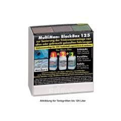 MultiMan BlackBox 250 Wasser-Sanierungsbox