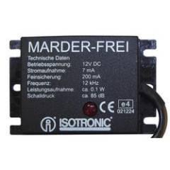 Isotronic Marderfrei Marderschreck