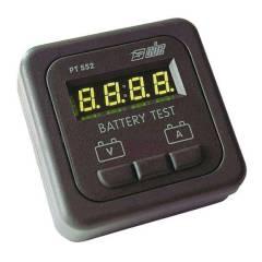 CBE Batterietester PT 552 braun