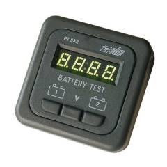 CBE Batterietester PT 532 grau, 12V