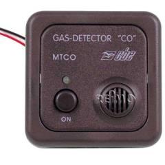 CBE Gas-Detector CO 12V braun