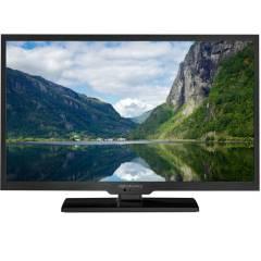 Alphatronics SL-24 DSB Flachfernseh mit DVD-Kombination