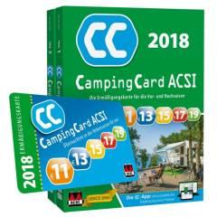 ACSI CampingCard 2019 - Englische Version