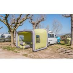 GentleTent GT Box Camping - blau