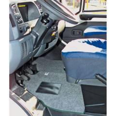Brunner Fahrerhausteppich de Luxe für VW T6
