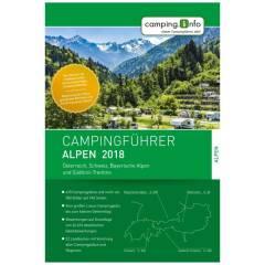 Camping.info Reiseführer Alpen