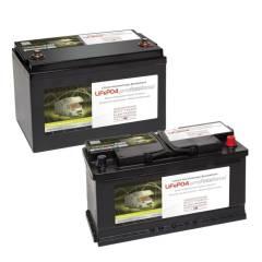 Büttner Lithium Bordversorgungsbatterie 110 Ah