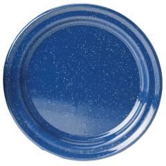 GSI Emaille Essteller 26 cm in blau