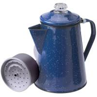 GSI Emaille Kanne 1,2 l in blau