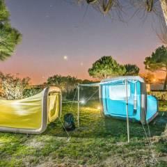 Gentletent GT S Luft Campingzelt - grün