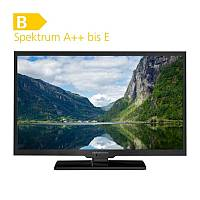 Alphatronics Flat-TV mit DVD Player SL-24 DSB+ IK