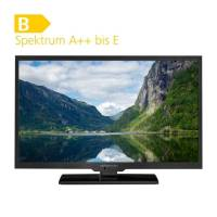 Alphatronics Flat-TV mit DVD Player SL-24 DSB+ IH