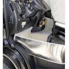 Hindermann Fußraumisolierung, anthrazit für Fiat Ducato