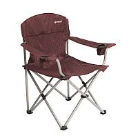 Outwell Catamarca Arm Chair XL Faltstuhl - bordeaux