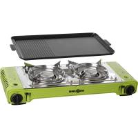 Brunner Devil Double Tischgrill
