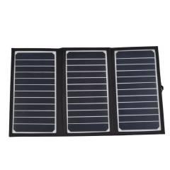 Faltbares Solar-Ladegerät
