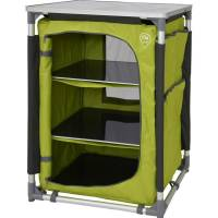 Defa Color Line Single Campingschrank - lime