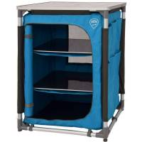 Defa Color Line Single Campingschrank - aqua