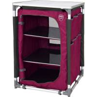 Defa Color Line Single Campingschrank - pink