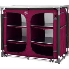 Defa Color Line Double Campingschrank - pink