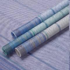 Arisol Vorzeltteppich blau - 250 x 400 cm
