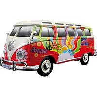 Maisto VW Bus Samba Hippie