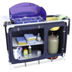 BelSol Camping Küchenschrank H86