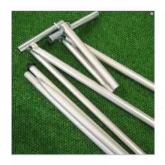 Stahl Gerüst für Caravan Vorzelte - 25 x 1 mm