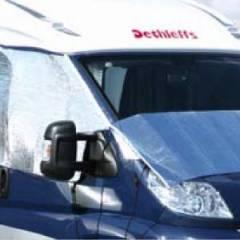 Außenisoliermatte für Fiat Ducato 2002-06/2006