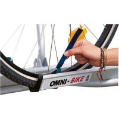 Befestigungsband für Fahrradträger, Nylon, 6 Stück