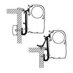 Omnistor Adapter für Caravan