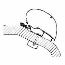 Omnistor Adapter für LMC Liberty TI, Markisenlänge 3,50 m