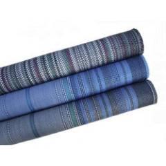 Arisol Vorzeltteppich blau - 250 x 600 cm