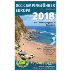 DCC Campingführer Europa 2018