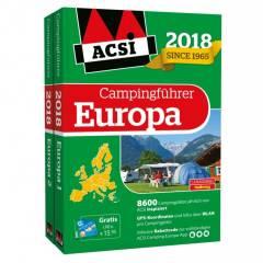 ACSI Campingführer Europa 2019