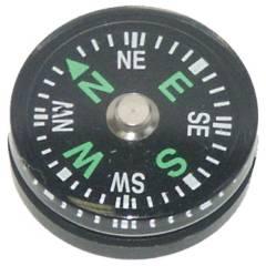 Highlander Knopf Kompass