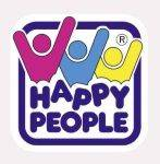 Happy People Federbälle, 4 Stück