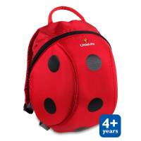 LittleLife Big Marienkäfer Kinderrucksack