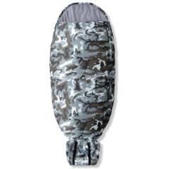 Gelert Junior Pod Kinderschlafsack Grau Camo